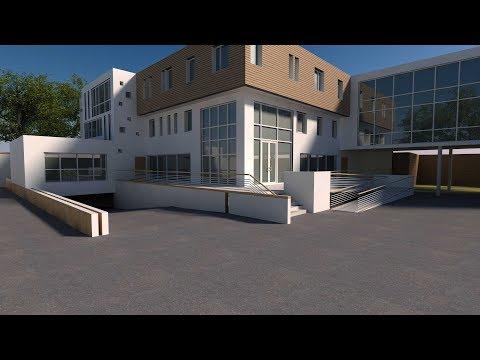 projet de construction du centre culturel de montreuil